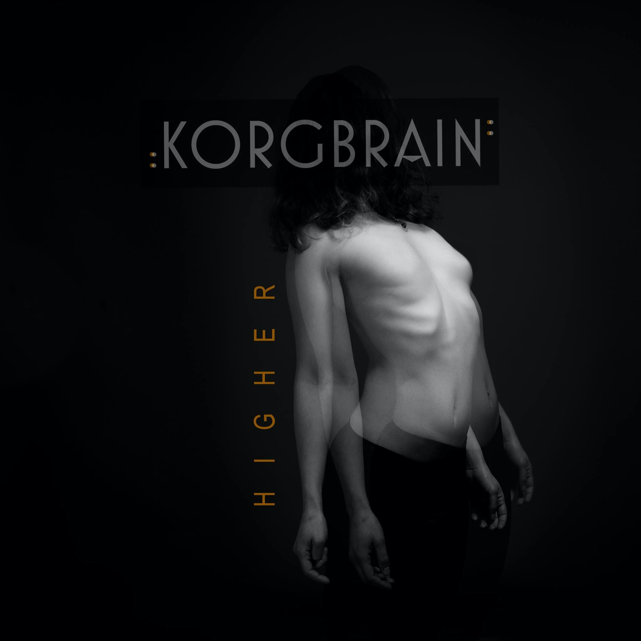 Korgbrain Higher Front (no nipples)